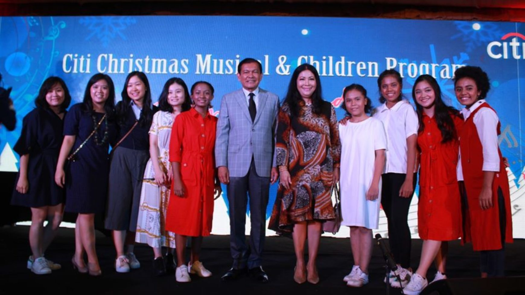Citi Christmas Musical & Children Program