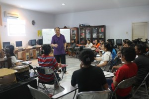 Pelatihan Online marketing bersama Coach John Rusly (2)