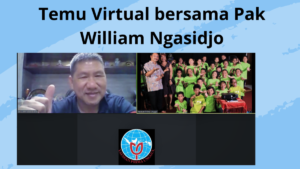 Temu Virtual bersama Pak William Ngasidjo (19-12-2020)