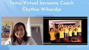 Temu mitra secara virtual bersama Coach Cynthia Wihardja ( The Brave Zone dan ActionCOACH ) - ( 30-10-2020 )