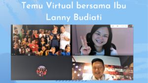 Temu virtual bersama Ibu Lanny Budiati (BCA Digital) - ( 05-12-2020 )